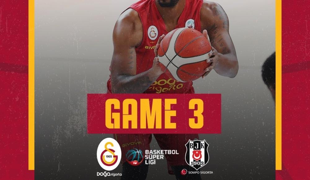 Galatasaray Doğa Sigorta - Beşiktaş Sompo Sigorta (Canlı Skor)