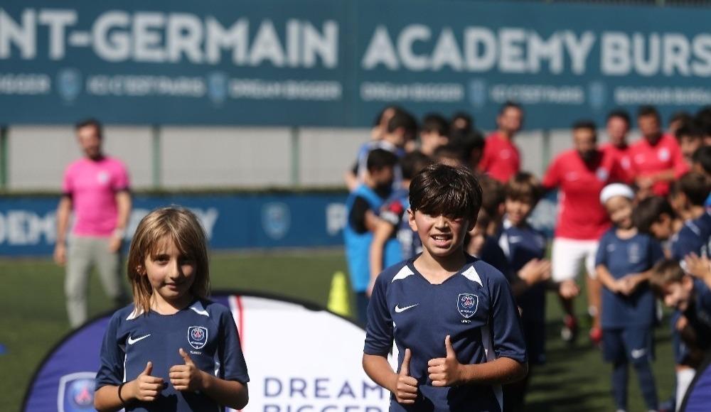 PSG Academy Bursa'dan iki futbolcu Ukrayna'da turnuvaya katılacak!