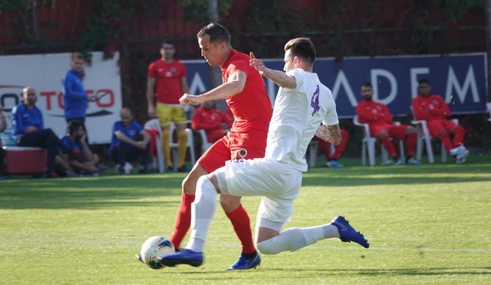 Gençlerbirliği, hazırlık maçında Keçiörengücü'nü 1-0 yendi