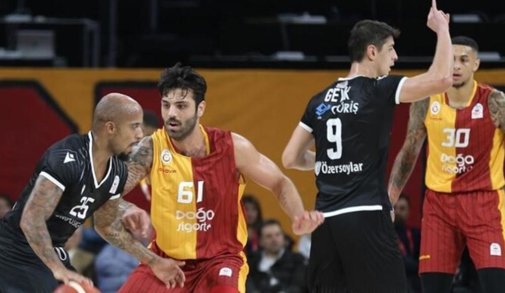 Galatasaray, Beşiktaş'ı mağlup etti