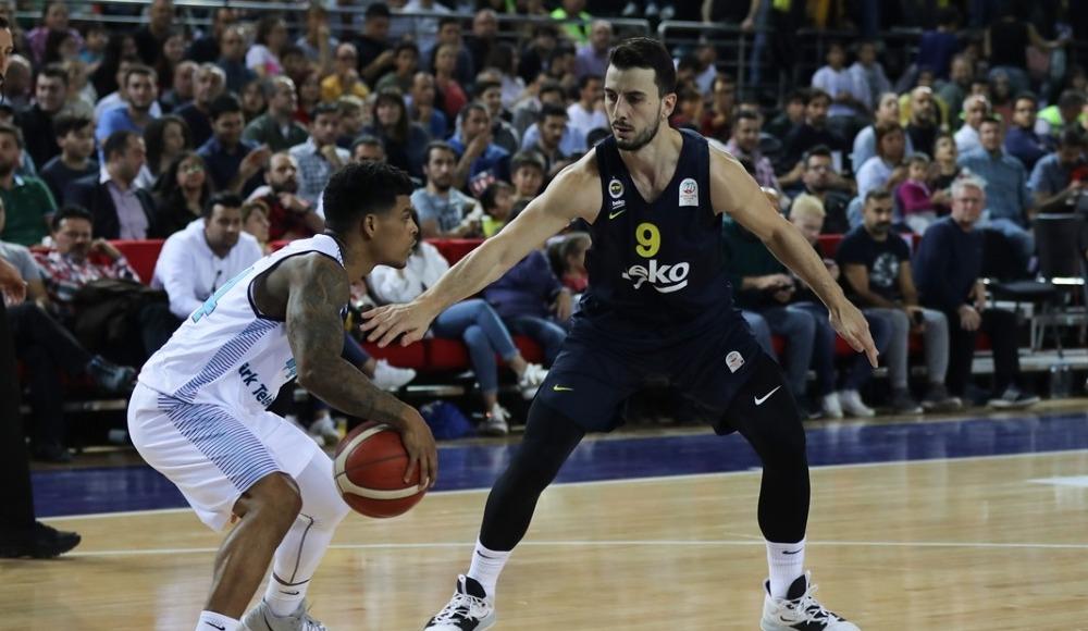 Fenerbahçe Beko, Türk Telekom'u 59-75 mağlup etti