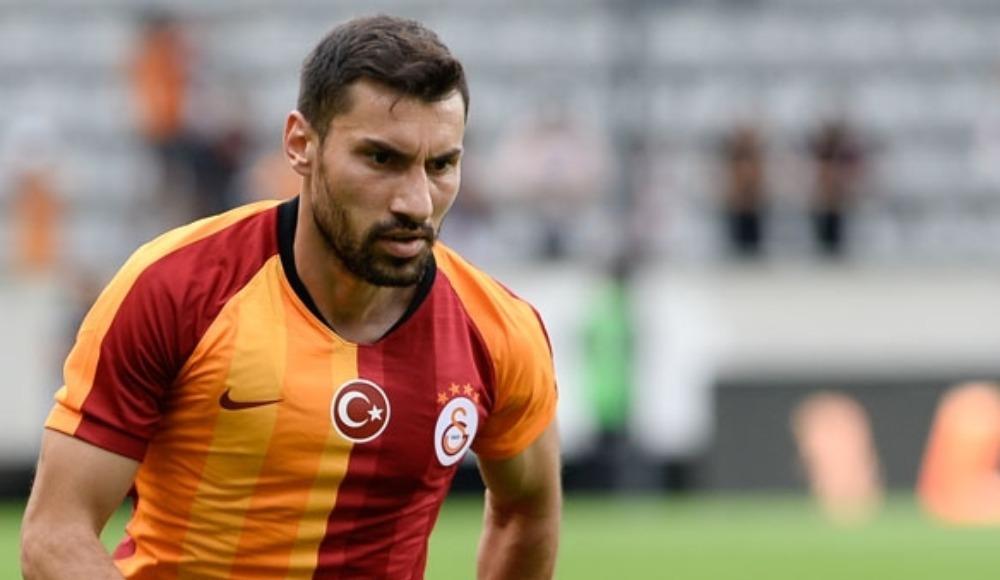 Galatasaray'da Şener Özbayraklı ve Ömer Bayram ilk 11'e!