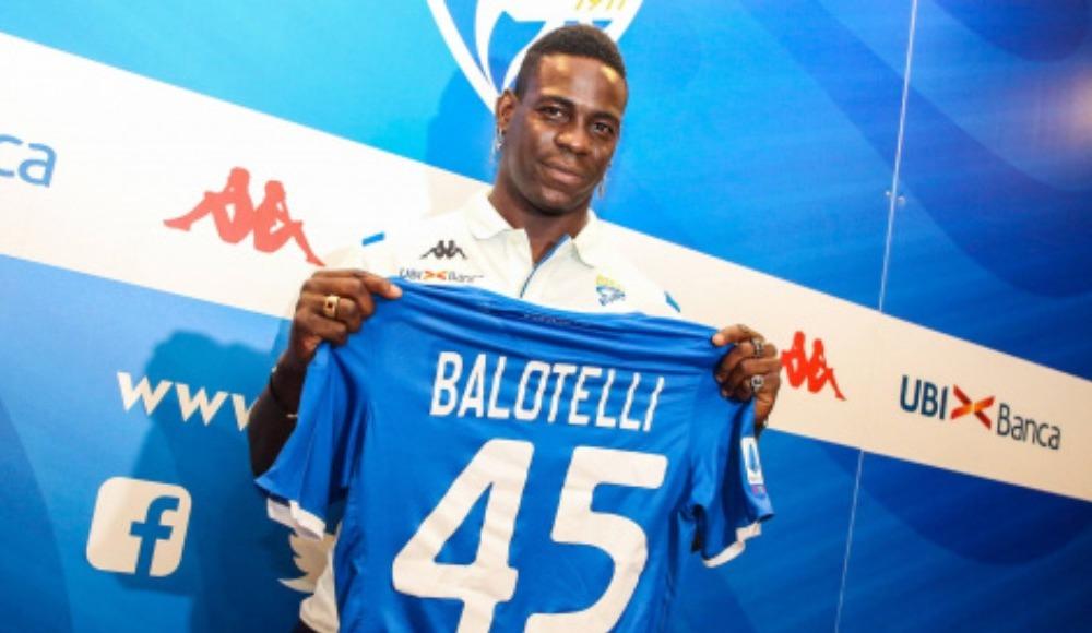 Mario Balottelli'nin sözleşme detayları belli oldu! 15 gole ulaşırsa...