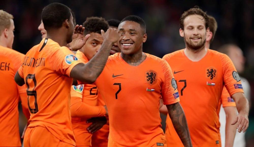 Hollanda'dan deplasmanda kritik galibiyet