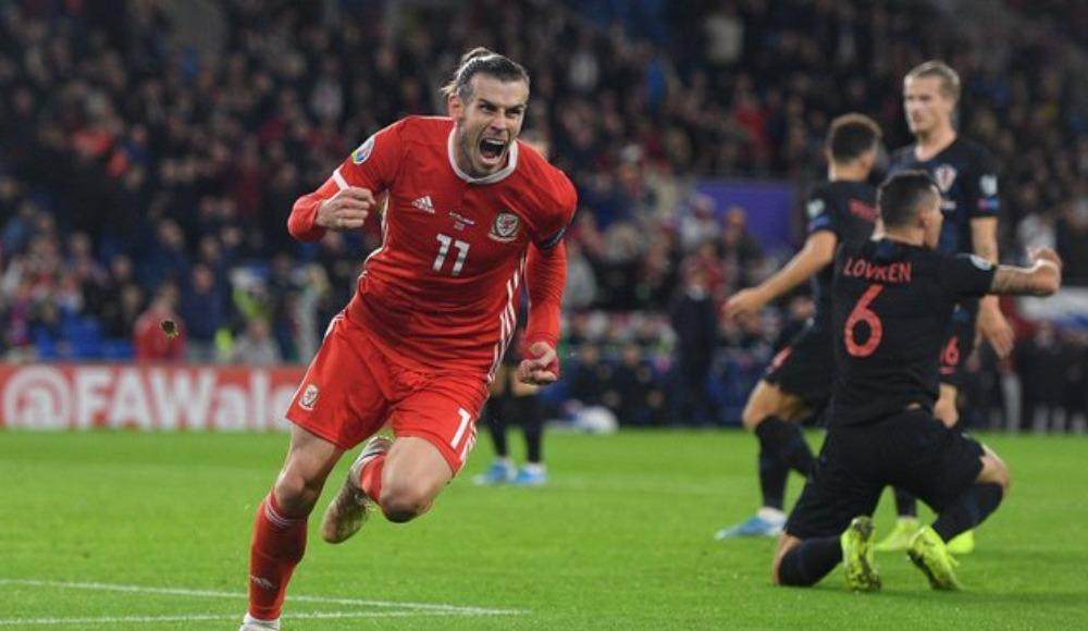Galler ve Hırvatistan yenişemedi! 1-1