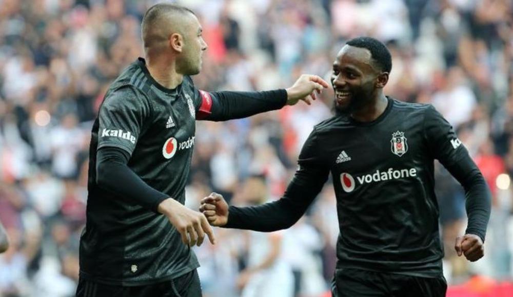 Beşiktaş'ta N'Koudou'dan müjdeli haber