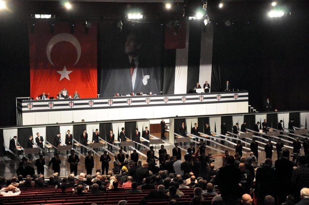 Engin Baltacı'dan Genel Kurul üyelerine seçim çağrısı