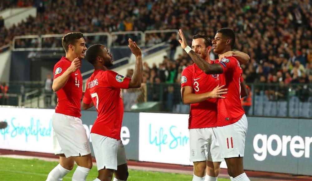 İngiltere, Bulgaristan'a gol oldu yağdı! 6-0