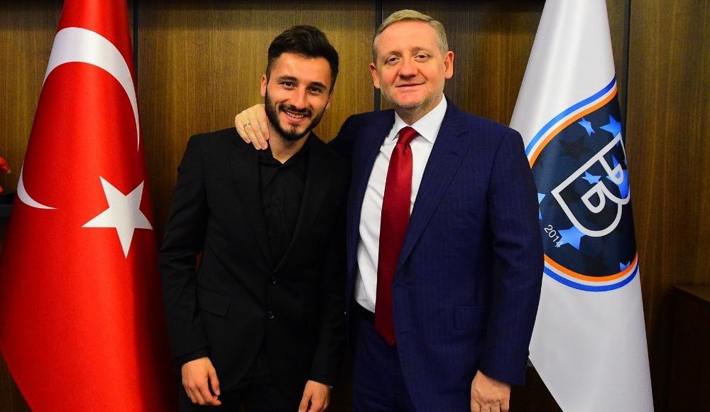 Enver Cenk Şahin, Başakşehir'de idmanlara çıkacak!
