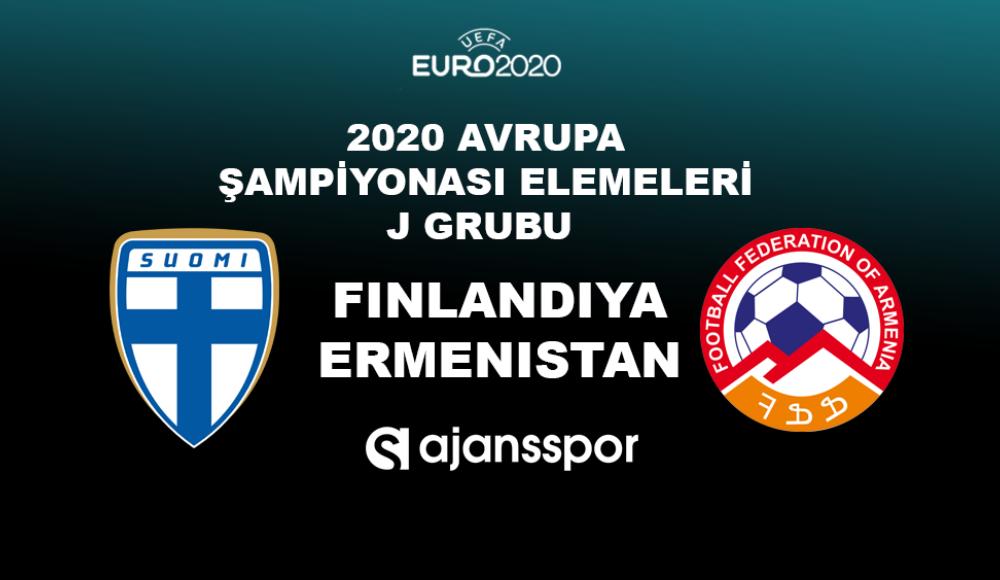 Finlandiya - Ermenistan CANLI İzle