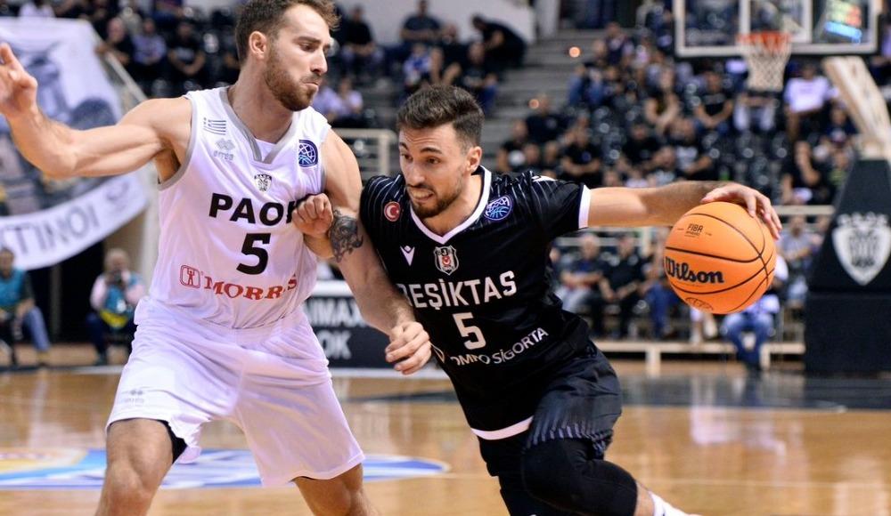 Beşiktaş Sompo Japan, FIBA Şampiyonlar Ligi'ne galibiyetle başladı