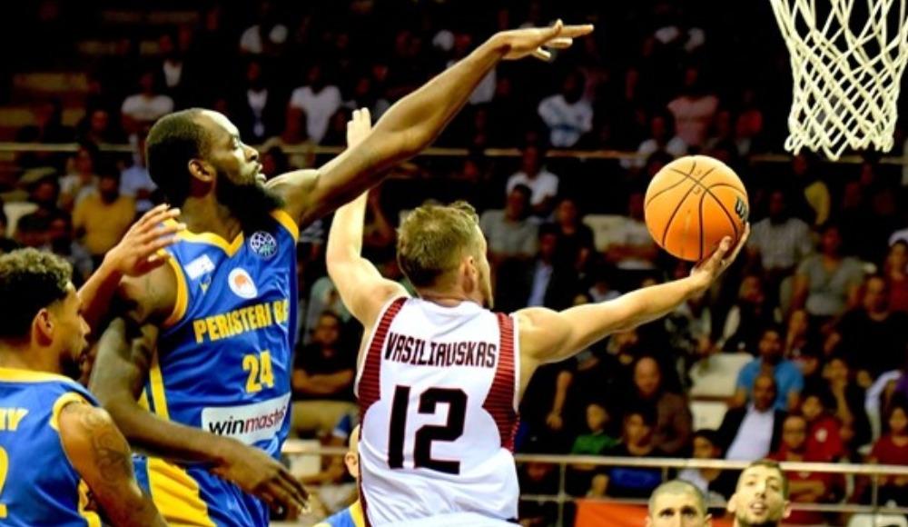 Gaziantep Basketbol, FIBA Şampiyonlar Ligi'ne kötü başladı