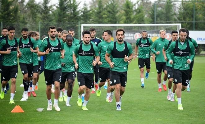 Konyaspor, Eyüpspor maçına hazır