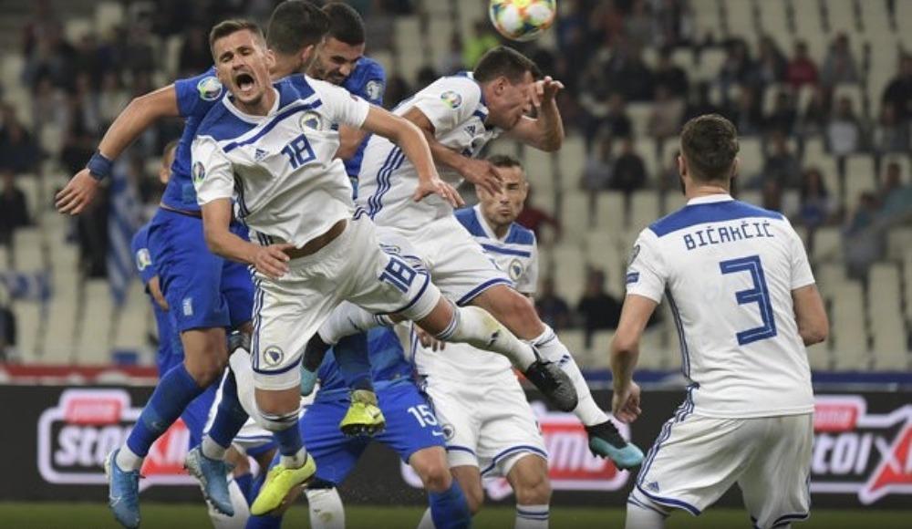 Yunanistan, sahasında kazandı!