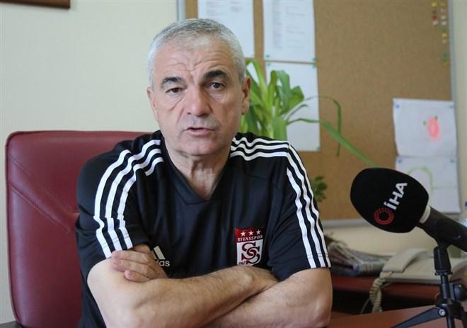 """Rıza Çalımbay: """"Galatasaray'dan puan ya da puanlar almak istiyoruz"""""""