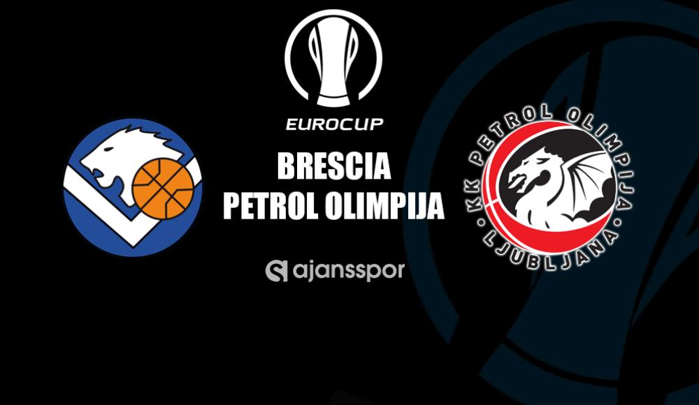 Brescia – Petrol Olimpija Canlı İzle