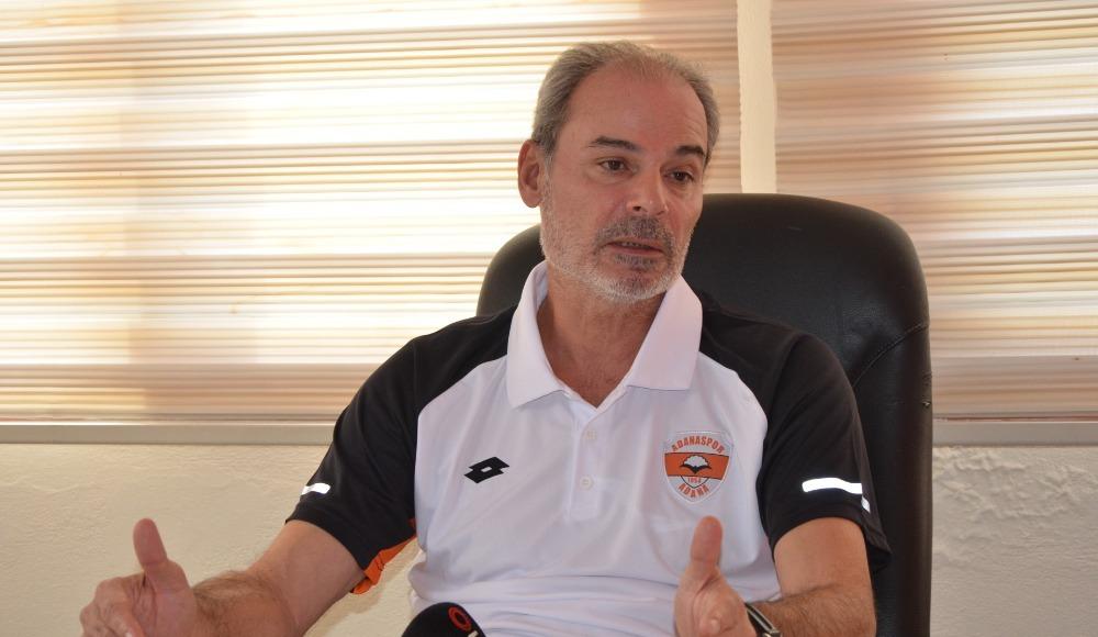 """Engin İpekoğlu: """"Milli maç arası Adanaspor'a yaramadı"""""""