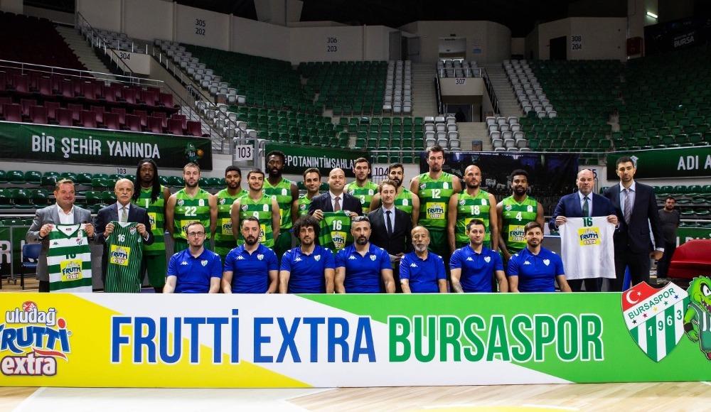 """Frutti Ekstra Bursaspor iddialı: """"Lige renk gelecek..."""""""