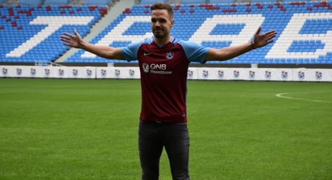 Novak'ın Trabzonspor'daki performansı