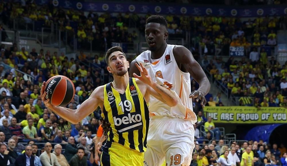 Fenerbahçe Beko, Euroleague'de ilk galibiyetini aldı!