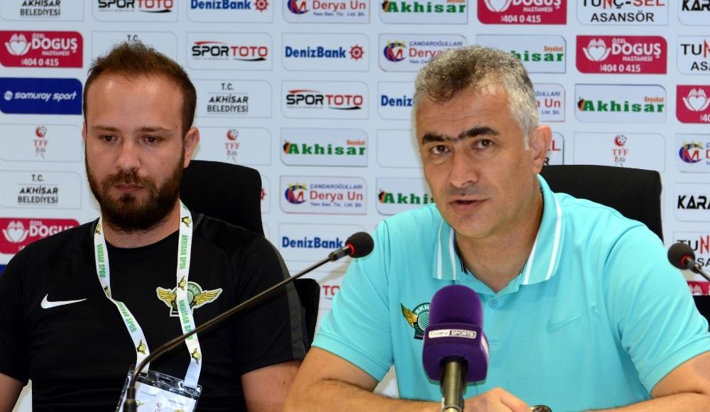 """Mehmet Altıparmak: """"Beklemediğimiz bir mağlubiyet aldık"""""""