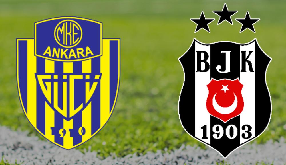 Ankaragücü - Beşiktaş (Justin TV Net Spor Jest yayın)