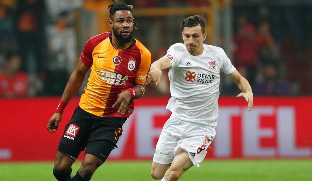 Galatasaray açıkladı! Luyindama...