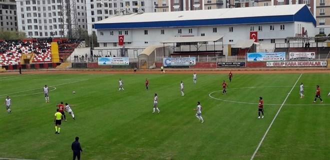 Van Spor FK, ligin evinde Sivas Belediye Spor ile berabere kaldı