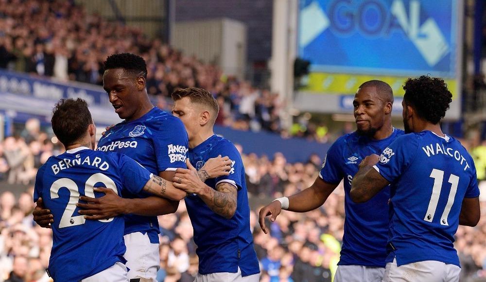 Everton nefes aldı! 2-0