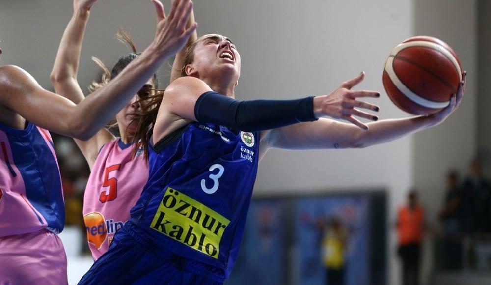 Fenerbahçe Öznur Kablo, deplasmanda Adana Basketbol'u 85-56 yendi
