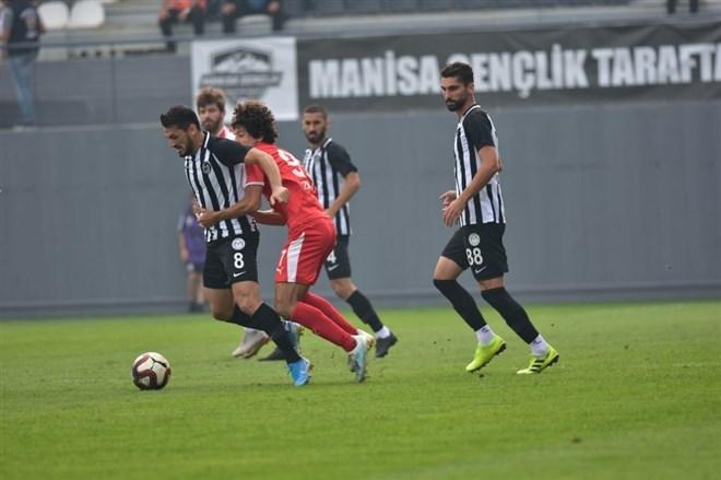 Manisa Futbol Kulübü, sahasında Pendikspor'u 4-2 mağlup etti