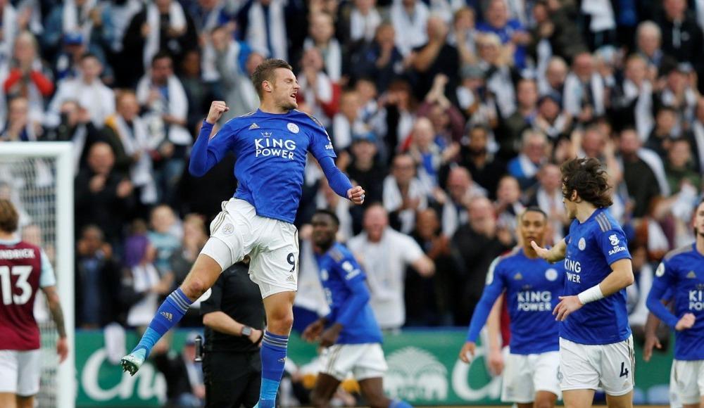 Leicester City dolu dizgin devam ediyor!
