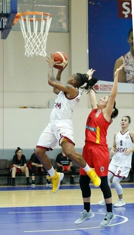 Bellona Kayseri, lige mağlubiyetle başladı