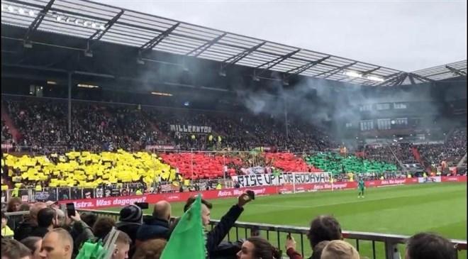 St. Pauli'den çifte standart