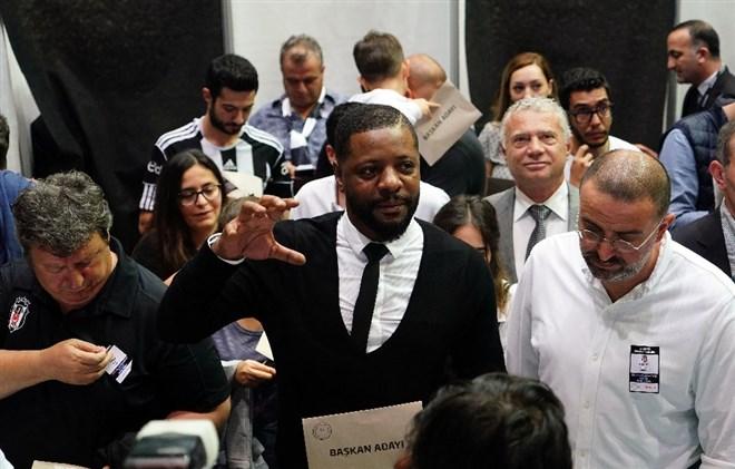 Pascal Nouma'dan seçim açıklaması