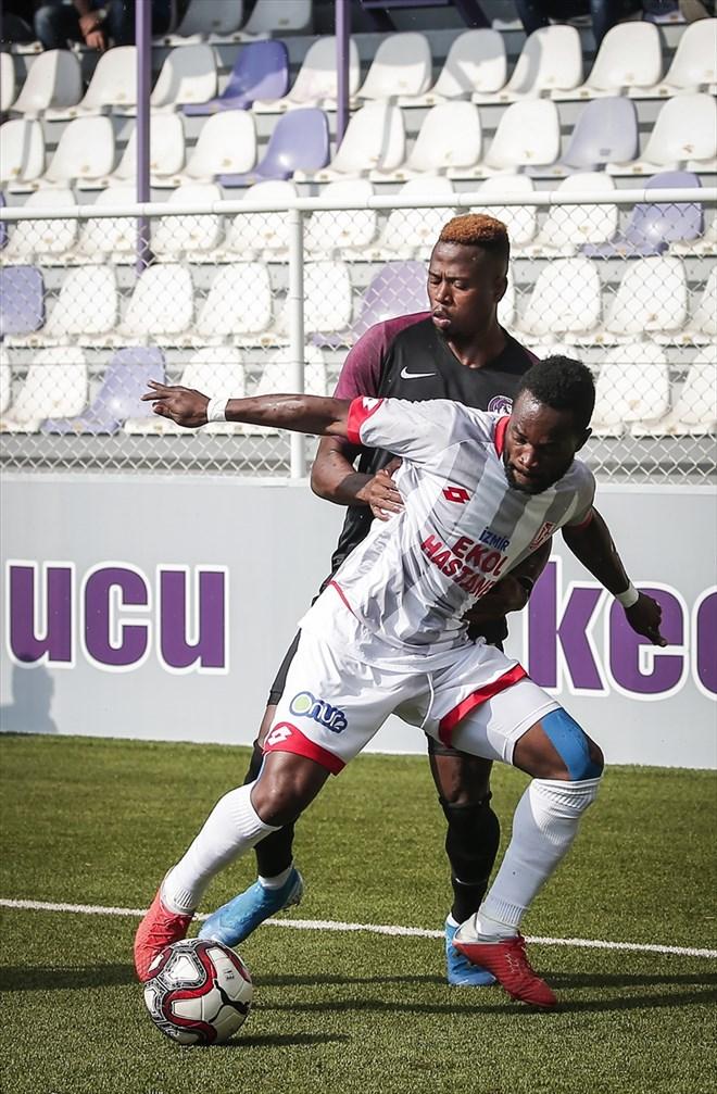 Keçiörengücü, Balıkesirspor'u tek golle devirdi! 1-0