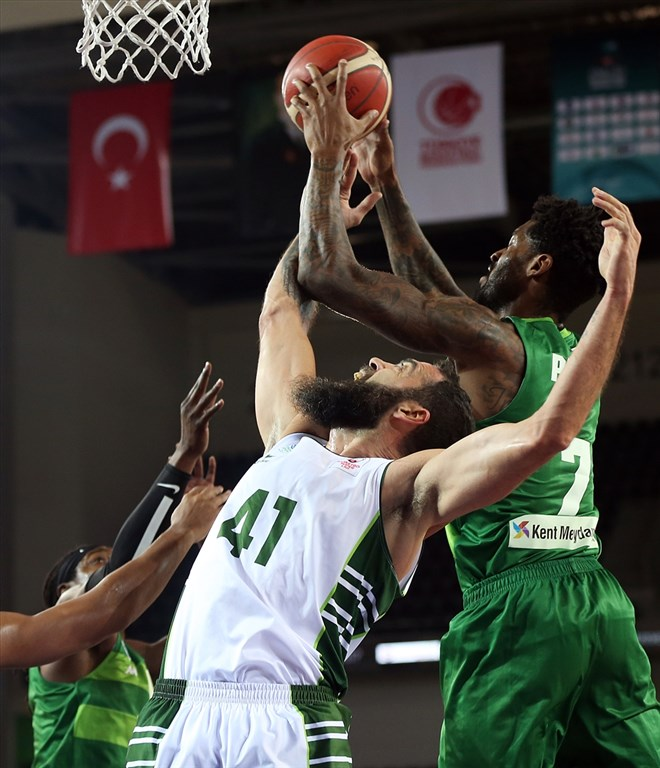 Bursaspor, Ormanspor deplasmanda kazandı! 81-82