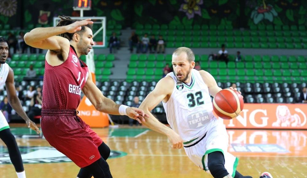 Darüşşafaka Tekfen, Gaziantep Basketbol karşısında zorlanmadı!