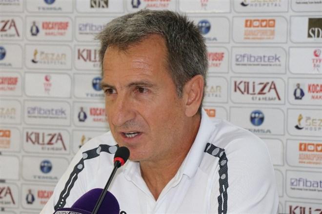 """Tamer Avcı: """"Pozisyonu çok az bir maç oldu"""""""
