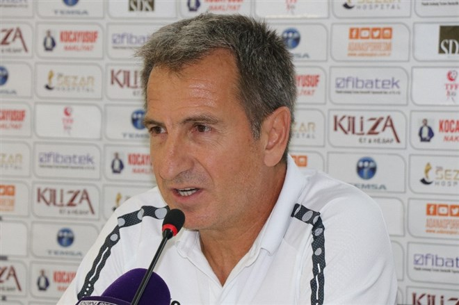 "Tamer Avcı: ""Adanalılara futbol ziyafeti verdik"""