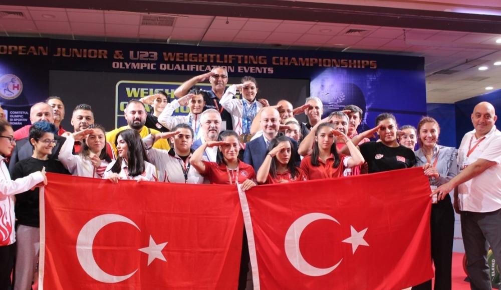 Ayşegül Çakın, Avrupa şampiyonu!