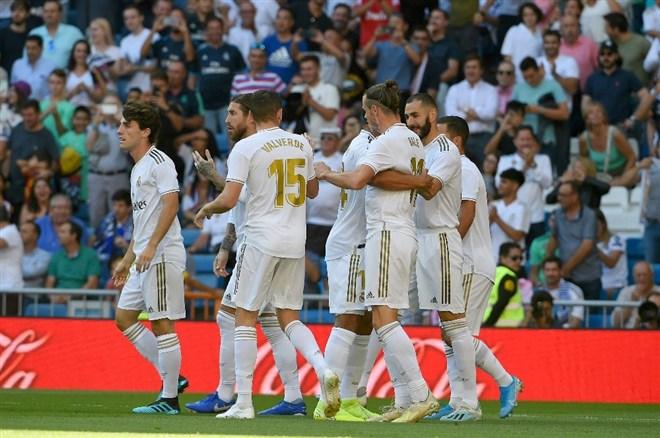 Real Madrid - Sevilla (Canlı Skor)