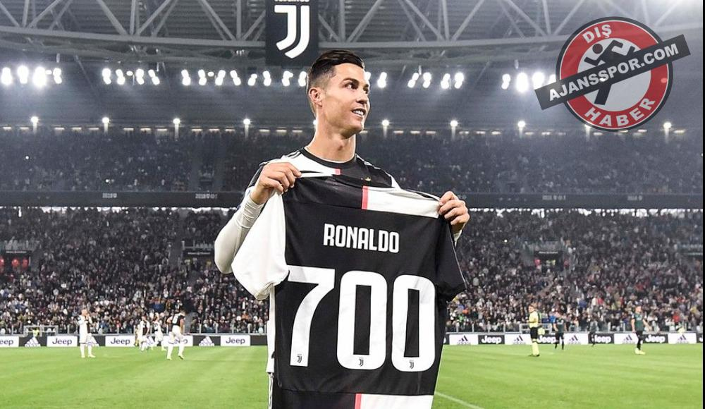 """Cristiano Ronaldo: """"Yaş benim için sadece bir sayıdır"""""""