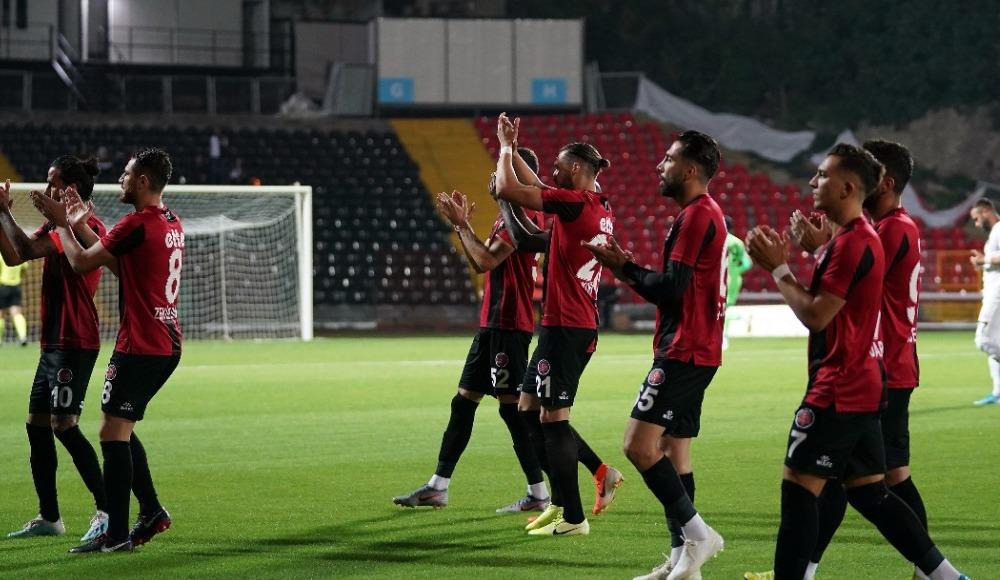 Erkan Zengin attı, Fatih Karagümrük kazandı 2-0