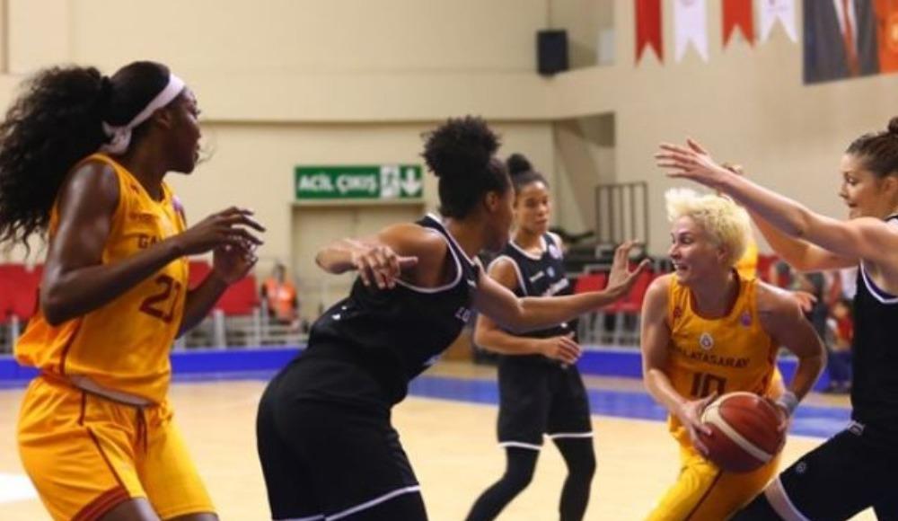 Galatasaray Kadın Basketbol Takımı, Romanya deplasmanında