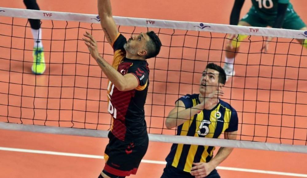 Voleybolda Fenerbahçe - Galatasaray derbisi