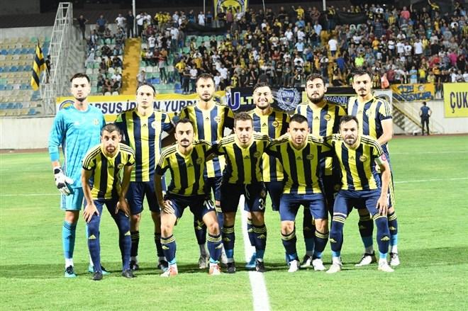 Tarsus İdman Yurdu - Fenerbahçe maçı Mersin'de