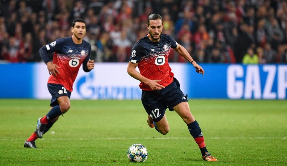 Lille, sahasında Valencia ile 1-1 berabere kaldı
