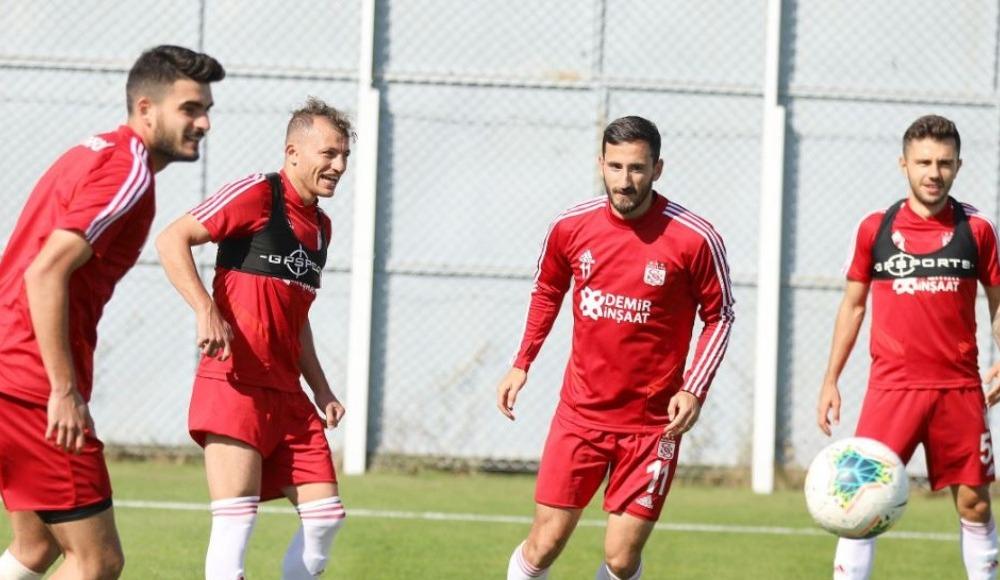 Sivasspor 3 puana odaklandı