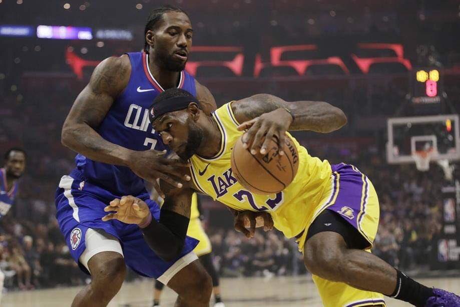 Los Angeles derbisinde ilk maçı Clippers aldı!